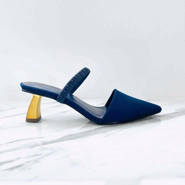 Harleen - Navy Blue