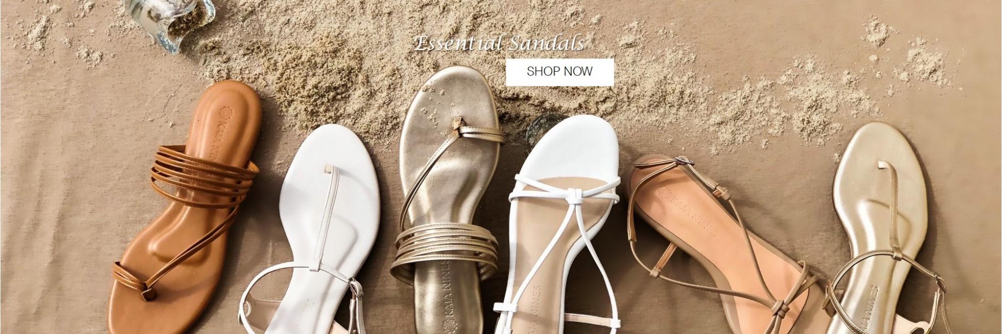 essential sandals